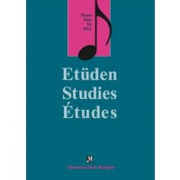 Piano step by step - Etuden/ studies/ etudes