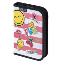 Penar neechipat motiv smiley world girly 11437936 Herlitz