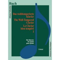 Bach – The well – Tempered clavier I (for piano)