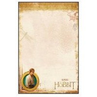 Bloc notes A6 50 file Hobbit Bilbo 1130702/2 Herlitz
