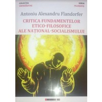Critica fundamentelor etico-filosofice ale national-socialismului