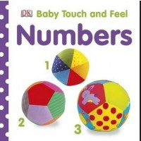 Numbers 123. Baby Touch and Feel - Editura Dorling Kindersley