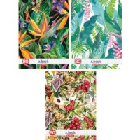 Caiet A4 80 file tropical AR 9472060 Herlitz