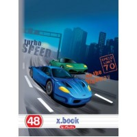 Caiet A5 48 file catoons DR 946666/0 Herlitz