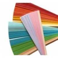 Hartie quilling 180 X 5mm 300/set - Daco