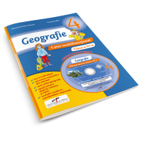 Geografie clasa a IV-a - Caiet multifunctional + CD