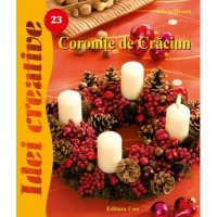 Idei Creative 23 - Coronite de Craciun