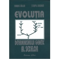 Evolutia determinismului genetic al sexelor