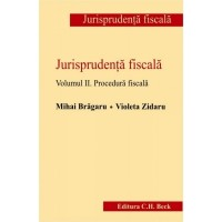 Jurisprudenta fiscala II - Procedura fiscala