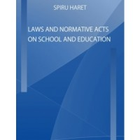 Spiru Haret - Laws and normative acts on school and education