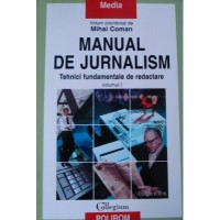 Manual de jurnalism, Vol. 1