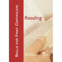Skills for First Certificate Student's Book - Reading
