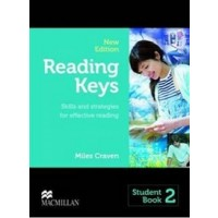 Reading Keys New Edition 2 Student Book: Skills and Strategies for Effective Reading