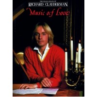 The Piano Solos Of Richard Clayderman - Music of love