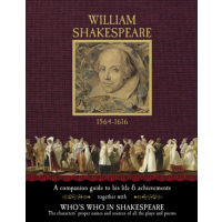 William Shakespeare 1564-1616: The Complete Works (including over 500 illustration in full colour) - Editura Worth Press