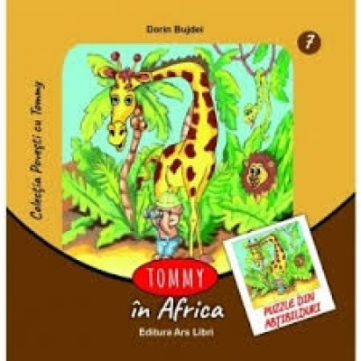 Tommy in Africa