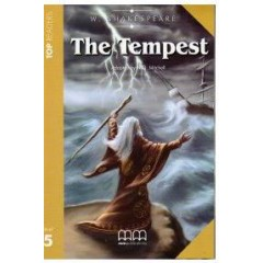 The Tempest - level 5 + CD