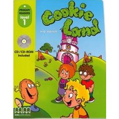 Cookie Land - Primary Readers level 1 + CD