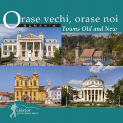 Orase vechi, orase noi (Towns Old and New) - Editura Ad Libri