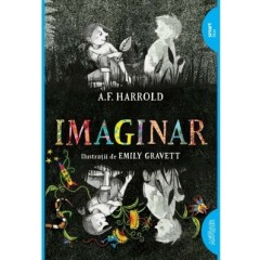 Imaginar - A.F. Harrold - Editura Art