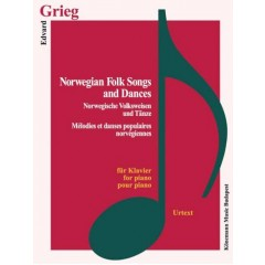 Grieg, Norwegian Folk Songs and Dances
