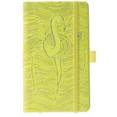 Bloc Notes Ivory Animals 13 X 21 cm 240 File Dictando Coperta cu Diverse Motive 9477760 - Herlitz