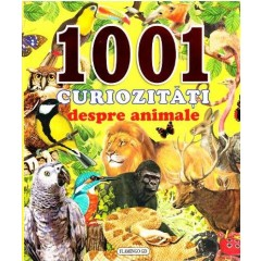 1001 curiozitati despre animale - Editura Flamingo