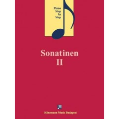 Piano step by step - Sonatinen II (for piano)