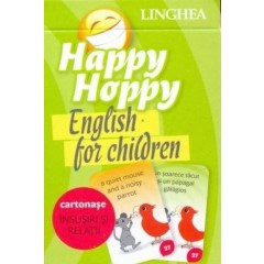Happy Hoppy. English for Children. Cartonase: Insusiri si relatii
