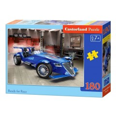 Puzzle 180 piese Ready For Race - Castorland