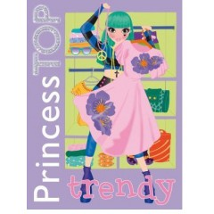 Princess Top. Trendy