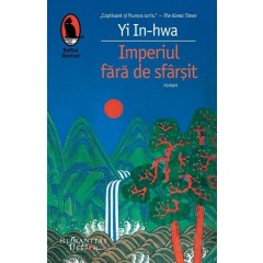 Imperiul fara de sfarsit - Yi In-hwa - Editura Humanitas Fiction