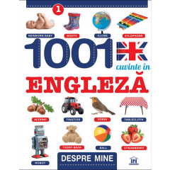 1001 cuvinte in engleza (1) – despre Mine - Editura Didactica Publishing House