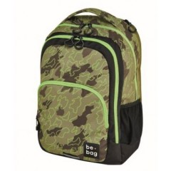 Rucsac Be Bag, model Be Ready, motiv Abstract Camouflage 24800259 - Herlitz