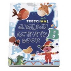 Preschool – English Activity Book