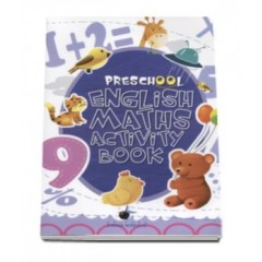 Preschool – English Math Activity Book