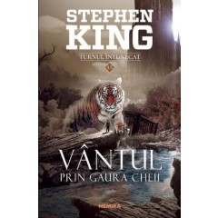 Turnul intunecat . Vantul prin gaura cheii Vol 4, 5 (The Wind through the key hole) - Stephen King - Eduitura Nemira