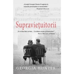 Supravietuitorii / We were the lucky ones - Georgia Hunter - Editura Rao