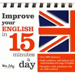 Improve Your English in 15 Minutes a Day - Editura Helen Exley