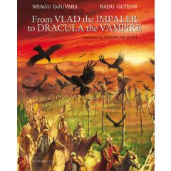 From Vlad the impaler to Dracula the vampire