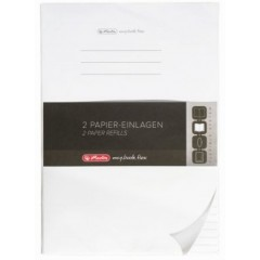 Rezerva My book flex A4 40 file 70g dictando 9469430 Herlitz