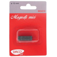 Magneti 10mm 10/set MG010 Daco