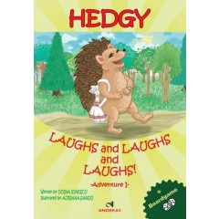 Hedgy laughs and laughs and laughs - Adventure 1 + Boardgame