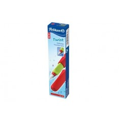 Stilou Twist cu grip ergonomic in cutie de carton 901983 Pelikan