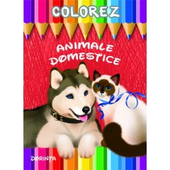 Colorez - Animale domestice