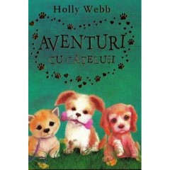 Aventuri cu catelusi - Holly Webb - Editura Litera