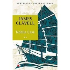 Set Nobila Casa (2 volume) - James Clavell - Editura Litera