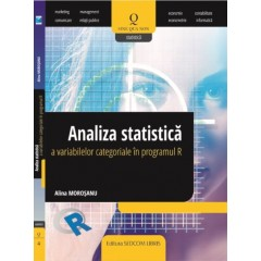 Analiza statistica a variabilelor categoriale in programul R