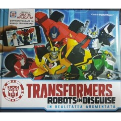 Transformers: Robots in Disguise - in realitatea augumentata