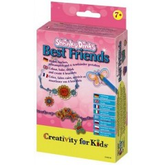 Set creativitate mini prieteni Shrinky Dinks FC18085 Faber-Castell